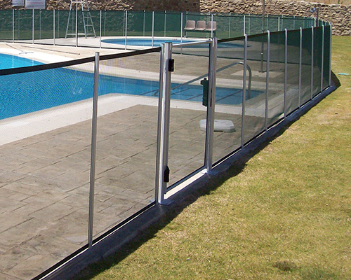 Bariere de securite bassin de piscine - ASP Piscine Biot 06
