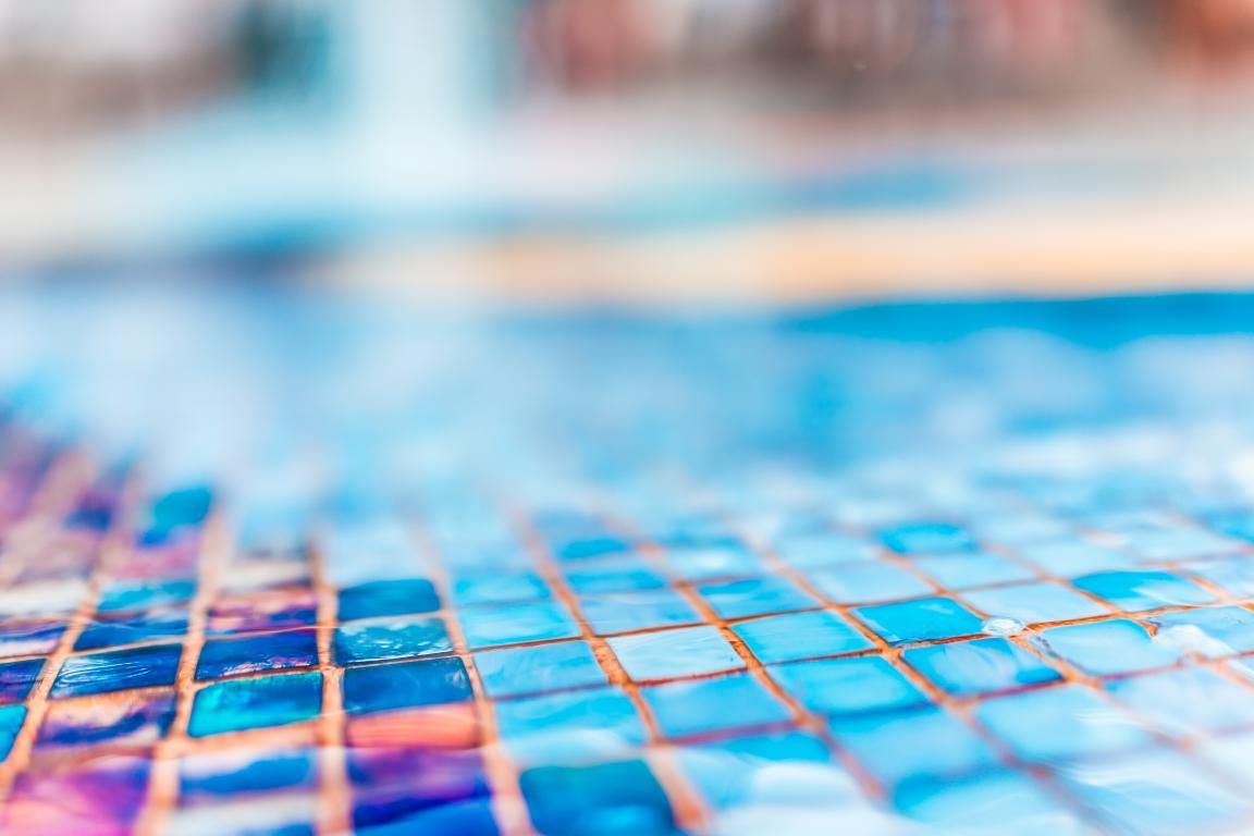 Revêtement de piscine mosaïque Avantage Service Piscine - Alpes-Maritimes