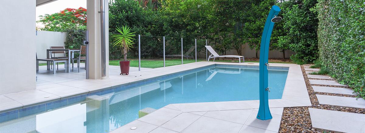 Douche piscine PoolStar - Douche solaire