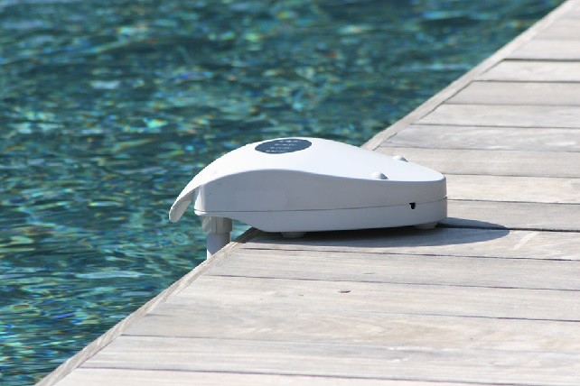 Installation d'alarme de piscine